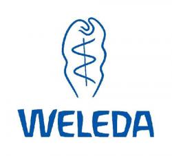 WELEDA-blau